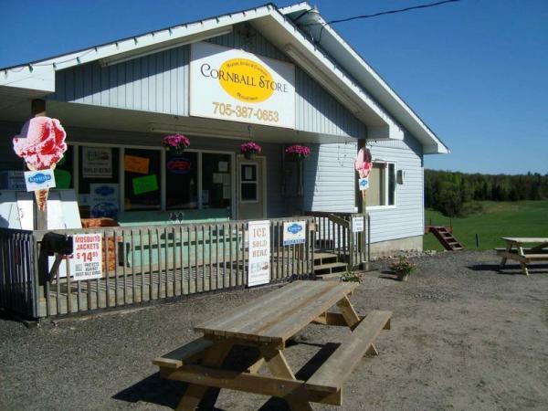 Cornball Store