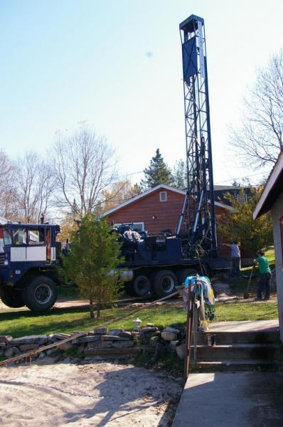 Ransome Well Drilling